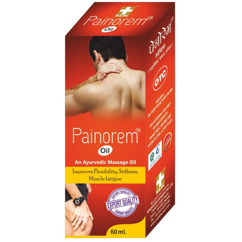 Painorem Oil   (Pain Reliever Massage Oil)