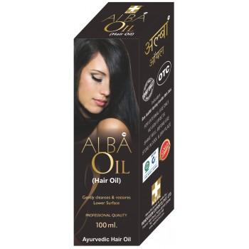 Alba Oil   (Hair Oil)