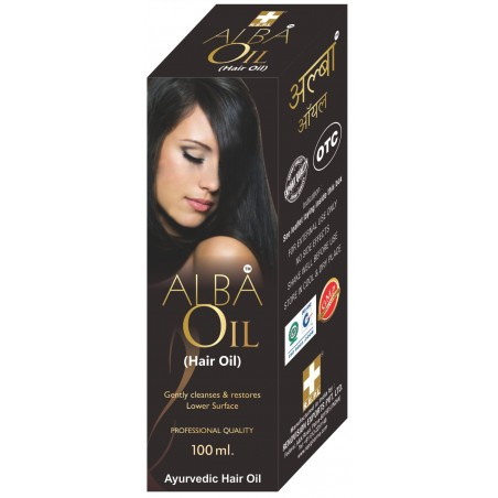 Alba Oil   (Hair Oil)