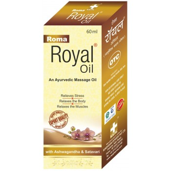 Roma Royal Oil    (Body Massage Oil)