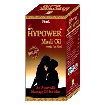 Hypower Musli Oil   ( Special packing for Hong Kong, China )