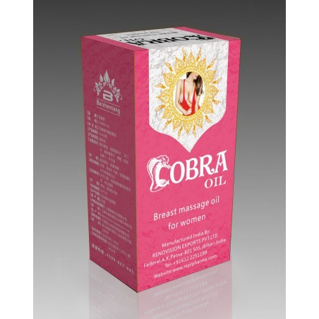 COBRA OIL (Breast Massage Oil)