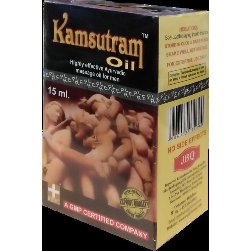 Kamsutram Oil
