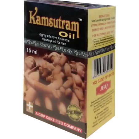 Kamsutram Oil ( Special packing for Hong Kong, China )