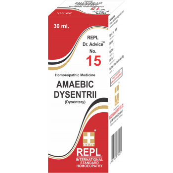 REPL Dr.Advice™NO.15 (AMAEBIC DYSENTRII)