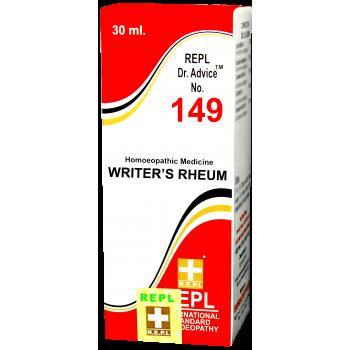 REPL Dr. Advice™ NO.149     (WRITER'S RHEUM)