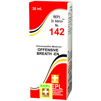 REPL Dr. Advice™ NO. 142 ( OFFENSIVE BREATH – EN )