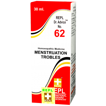 REPL Dr.Advice™NO.62(MENSTRUATION TROUBLES)