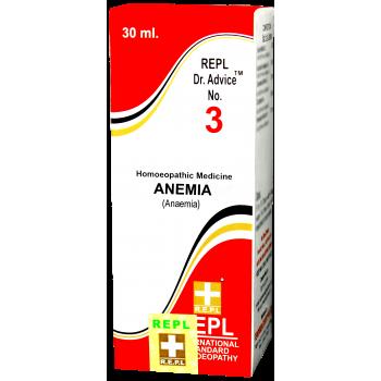 REPL Dr.Advice™NO.3 (ANEMIAA)